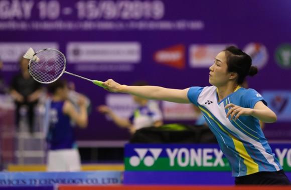 Tay vợt Phạm Cao Cường vào tứ kết giải cầu lông Maldives ảnh 2