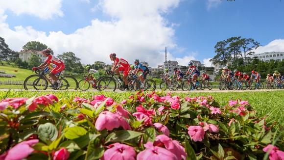 Nguyễn Tấn Hoài giành vị trí thứ 2 ở Cúp xe đạp Truyền hình TPHCM ảnh 2