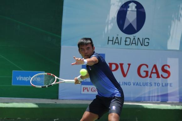 """""""Huynh đệ"""" Hoàng Nam – Văn Phương sớm tương tàn ở gỉải quần vợt quốc gia ảnh 1"""