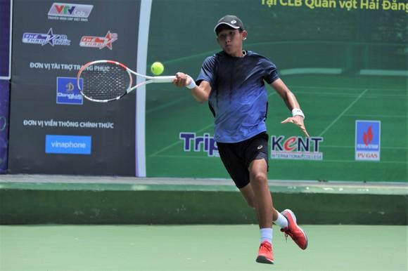 Hoàng Nam/Văn Phương vô địch đôi nam giải quần vợt VTF Masters Hải Đăng ảnh 2