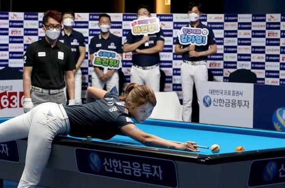 Đội của Mã Minh Cẩm vô địch giải Billiards PBA Team League ảnh 1