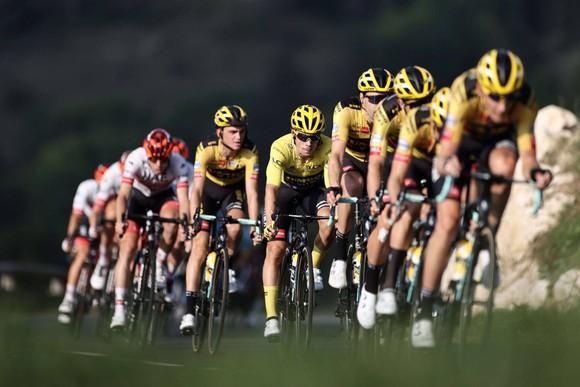 Tour de France 2020: Tay đua Lennard Kamna lần đầu tiên thắng chặng ảnh 1