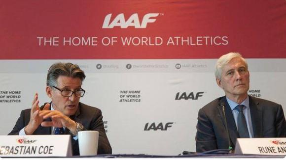 Điền kinh Nga tiếp tục bị IAAF trừng phạt vụ doping và có nguy cơ loại khỏi Olympic ảnh 1