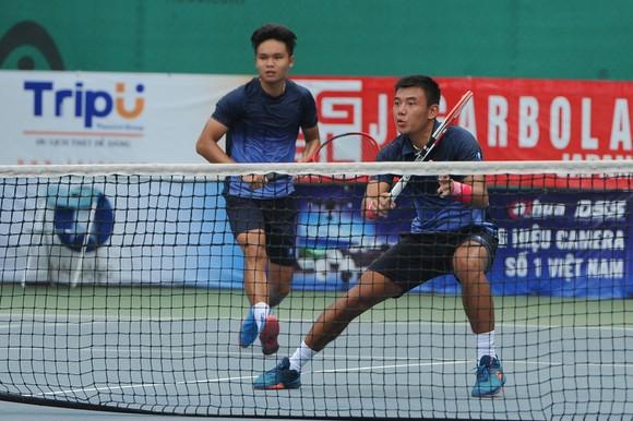 Lý Hoàng Nam và Trịnh Linh Giang đều góp mặt ở 2 trận chung kết.