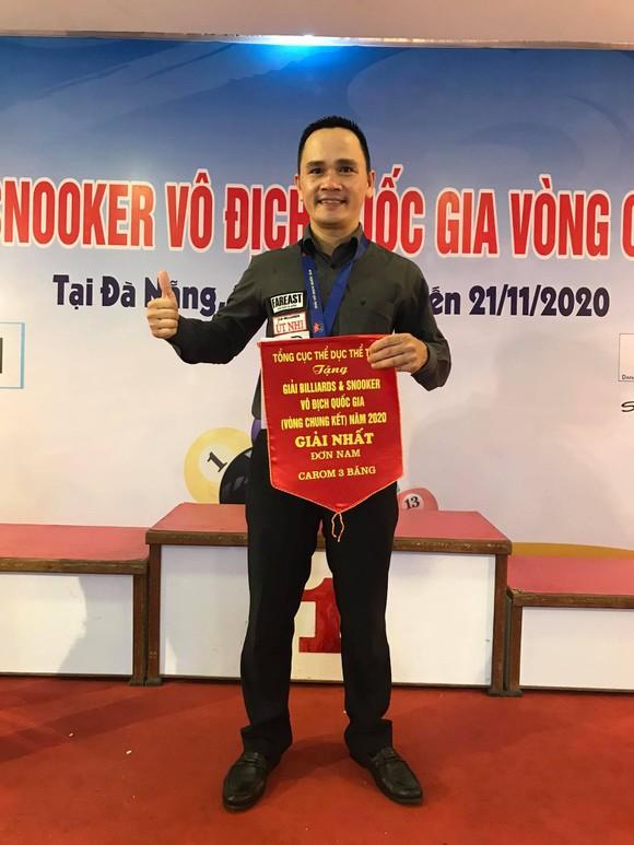 Trần Đức Minh hạ cả Quyết Chiến, Thanh Tự đăng quang giải Billiards vô địch quốc gia ảnh 2