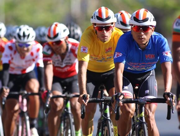 Chờ màn tranh tài nước rút ở giải xe đạp Nam Kỳ Khởi Nghĩa ảnh 1