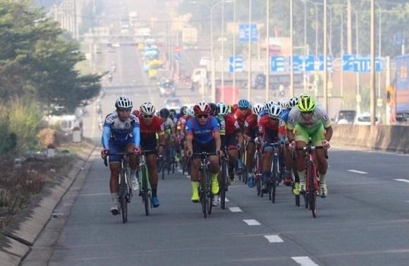 Trần Tuấn Kiệt tạo thế thượng phong ở giải xe đạp Nam Kỳ Khởi Nghĩa ảnh 1