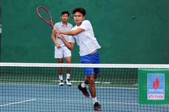 Hai tay vợt hàng đầu Hoàng Nam/Quốc Khánh kết hợp nhau ở giải quần vợt VTF Masters – Lạch Tray Cúp 2020 ảnh 1