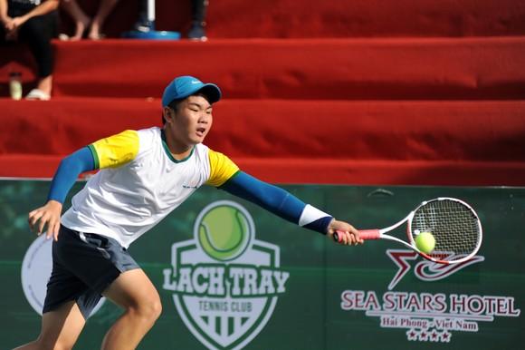 Lý Hoàng Nam ra oai ở nội dung đơn nam giải quần vợt VTF Masters – Lạch Tray 2020 ảnh 1