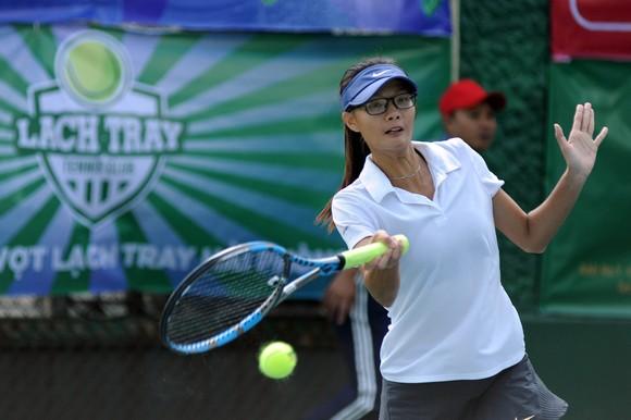 Lý Hoàng Nam tái ngộ Trịnh Linh Giang ở chung kết giải quần vợt VTF Masters 500 ảnh 2