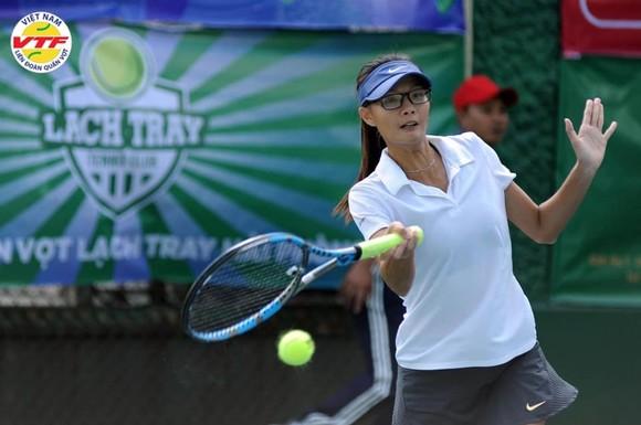 """Trịnh Linh Giang bất ngờ """"hạ bệ"""" Lý Hoàng Nam để vô địch giải VTF Masters 500 ảnh 3"""