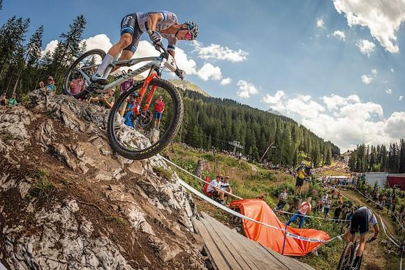 Mathieu van der Poel muốn được tham dự Olympic ở môn xe đạp địa hình.