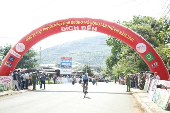 """Nguyễn Quốc Dũng về nhất giải xe đạp """"Về Phước Long xây chiến thắng"""" năm 2021 ảnh 1"""