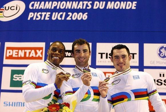 Tay đua 9 lần vô địch thế giới Gregory Bauge giải nghệ vì không chờ nổi Olympic ảnh 2
