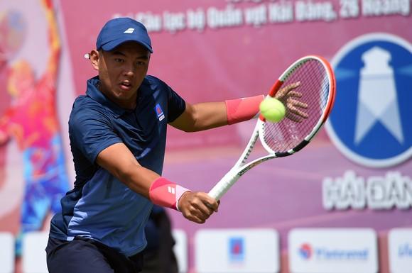 Lý Hoàng Nam tái đấu Trịnh Linh Giang ở trận chung kết giải quần vợt VTF Masters 500 – Hải Đăng Cúp ảnh 1
