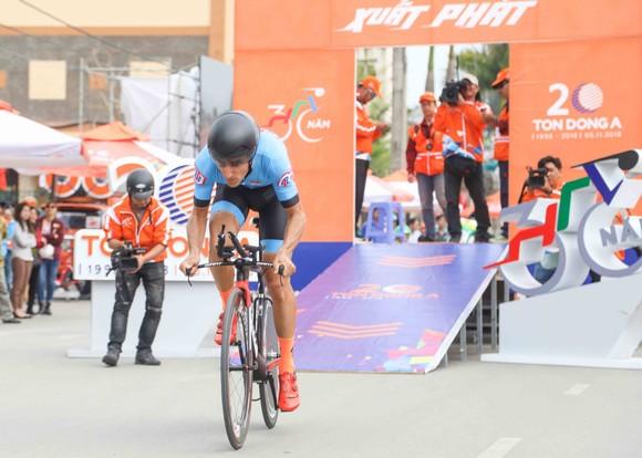 Xe đạp Việt Nam năm 2021: Rộn ràng chờ 2 cuộc đua xuyên Việt ảnh 1
