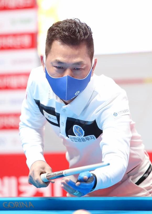 Ngày thất thủ của các cơ thủ Việt Nam tại giải Billiards PBA Tour 5th Hàn Quốc ảnh 2