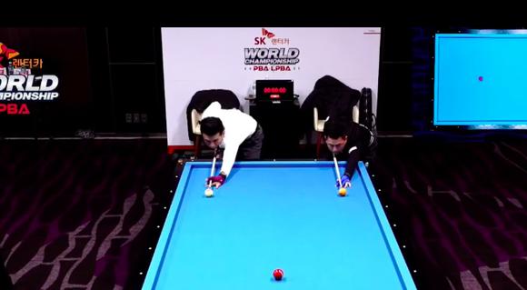 """Mã Minh Cẩm vào vòng knock out có cơ hội """"rinh"""" 6 tỷ đồng tiền thưởng giải billiards PBA World Championship ảnh 1"""