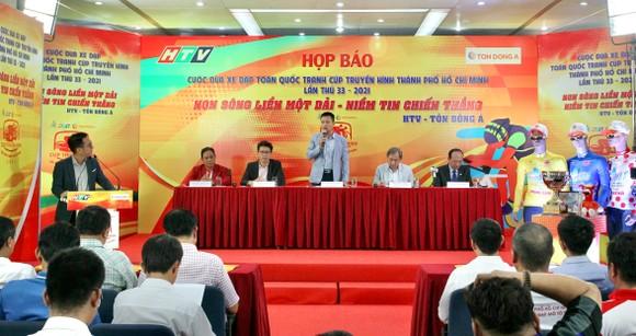 Cuộc đua xe đạp Cúp Truyền hình TPHCM – Tôn Đông Á 2021 sẽ xuất phát tại Cao Bằng ảnh 2