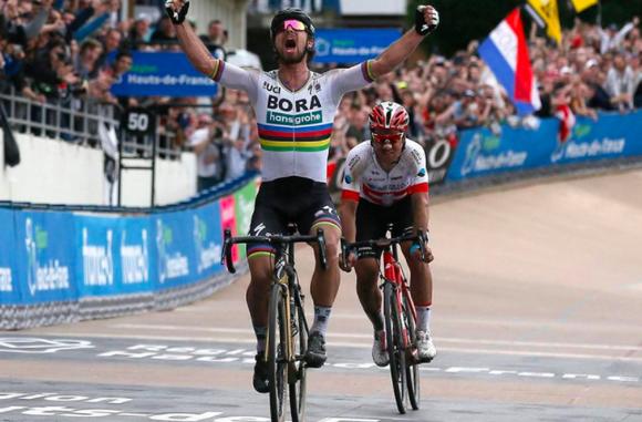 Peter Sagan là tay đua nước rút hàng đầu thế giới