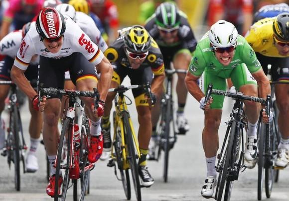 Huyền thoại xe đạp Andre Greipel sẽ dừng chân ở tuổi 40 ảnh 2