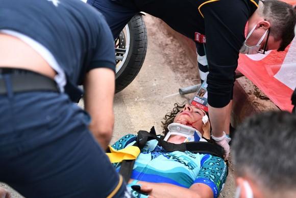 Huyền thoại Mark Cavendish lập hat-trick tại Tour xe đạp Thổ Nhĩ Kỳ ảnh 2