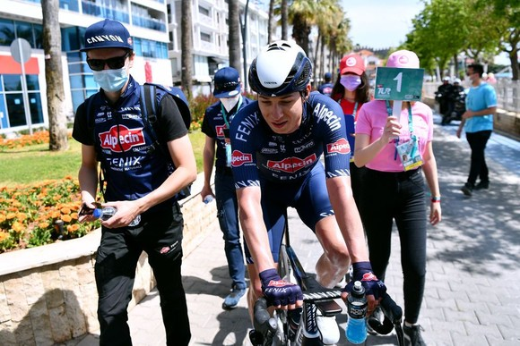 Bất quá tam cho Jasper Philipsen giành chiến thắng giải xe đạp Thổ Nhĩ Kỳ ảnh 1