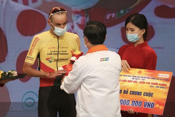 Bike Life Đồng Nai thắng lớn giành cú đúp giải xe đạp Cúp Truyền hình TPHCM ảnh 4