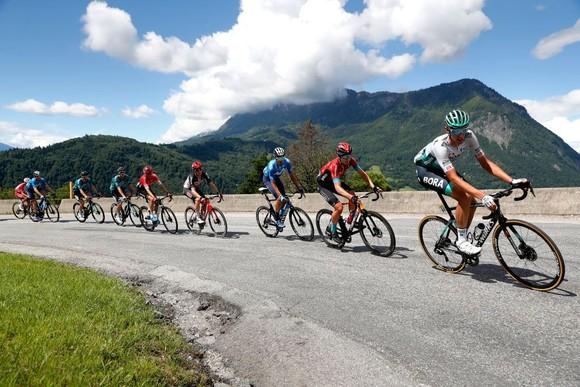 Richie Porte giành áo vàng chung cuộc giải xe đạp Critérium du Dauphiné ảnh 1