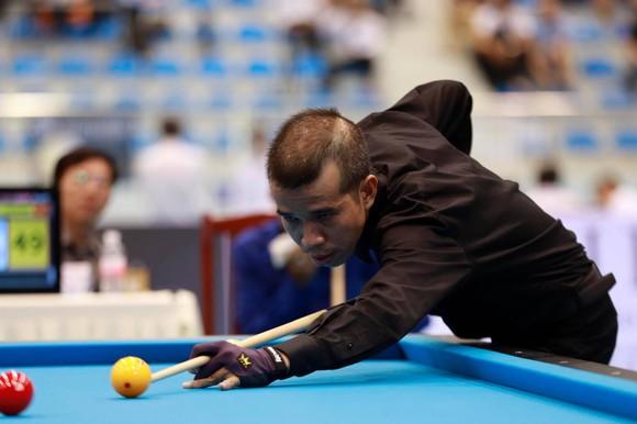 Trần Quyết Chiến, Nguyễn Quốc Nguyện có chiến thắng khi làng billiards thế giới UMB thi đấu trở lại ảnh 2