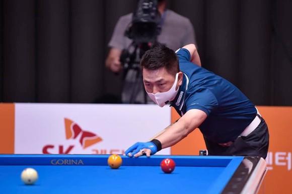 Trần Quyết Chiến, Nguyễn Quốc Nguyện có chiến thắng khi làng billiards thế giới UMB thi đấu trở lại ảnh 3