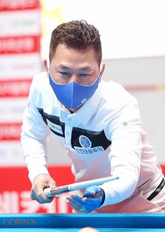 Nguyễn Huỳnh Phương Linh cùng Green Force có chiến thắng ấn tượng ở giải Billiards PBA Team League ảnh 2