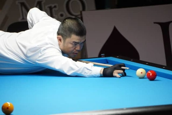 Nguyễn Huỳnh Phương Linh cùng Green Force có chiến thắng ấn tượng ở giải Billiards PBA Team League ảnh 3