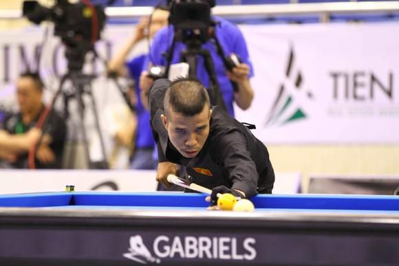 Trần Quyết Chiến và Nguyễn Quốc Nguyện đối đầu nhau ở giải Billiards UMB 3C Grand Prix ảnh 1