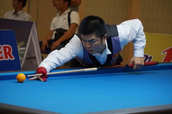 Trần Quyết Chiến và Nguyễn Quốc Nguyện đối đầu nhau ở giải Billiards UMB 3C Grand Prix ảnh 2