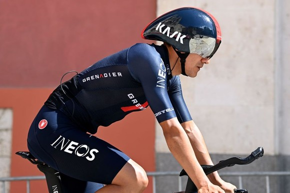 Primoz Roglic xuất thần trong ngày khai mạc giải xe đạp Vuelta a Espana 2021 ảnh 1