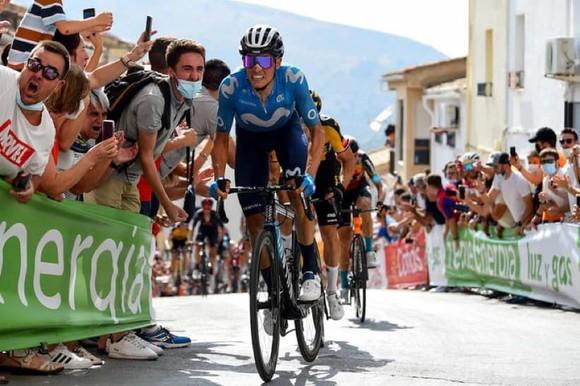Magnus Cort lần thứ hai thắng chặng giải xe đạp Vuelta a Espana 2021 ảnh 3