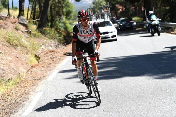 Rafal Majka solo 87km giành chiến thắng ngoạn mục chặng 15 Vuelta a Espana 2021 ảnh 4