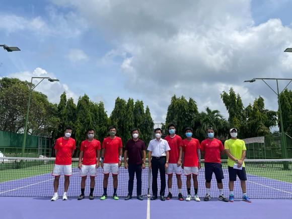 Đội tuyển quần vợt Việt Nam được chấp thuận bay sang Jordan dự David Cup ảnh 1