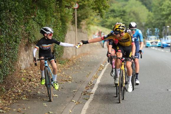 Yves Lampaert thắng chặng 7 giải xe đạp Tour of Britain 2021 ảnh 3
