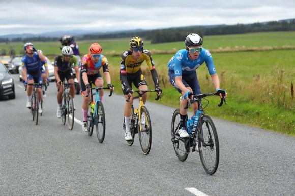 Yves Lampaert thắng chặng 7 giải xe đạp Tour of Britain 2021 ảnh 2