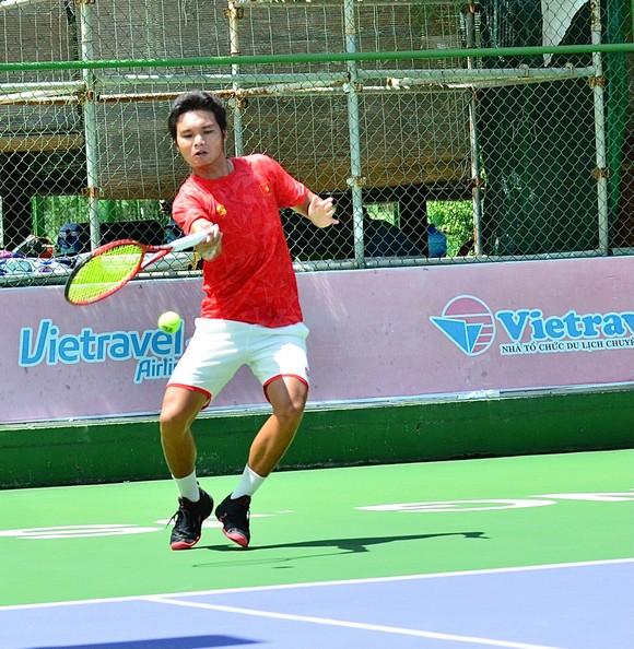 Đội tuyển Việt Nam quyết tâm giành vé thăng hạng giải quần vợt Davis Cup ảnh 2