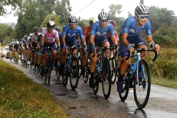 Leah Thomas thống trị giải xe đạp Tour de l'Ardeche 2021 ảnh 1