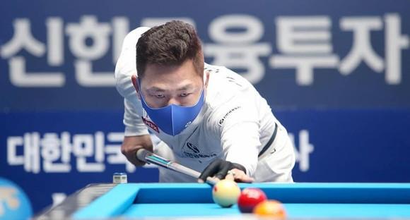 Nhà vô địch Việt Nam giành chiến thắng nghẹt thở ở giải Billiards BPA Tour tại Hàn Quốc ảnh 2
