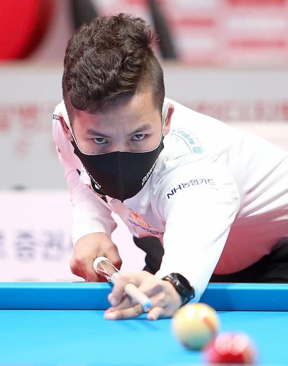 Nhà vô địch Việt Nam giành chiến thắng nghẹt thở ở giải Billiards BPA Tour tại Hàn Quốc ảnh 3