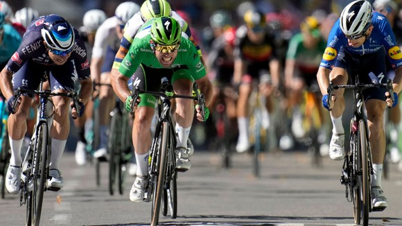 """Quản lý Patrick Lefevere """"đấu tố"""" tay đua Mark Cavendish  ảnh 4"""