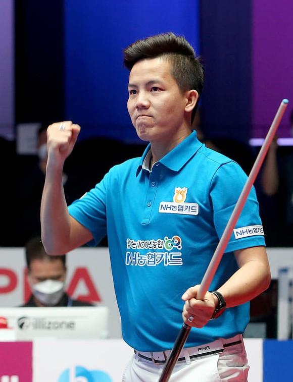 """Chiến thắng ngoạn mục của """"tay súng trẻ"""" Phương Linh ở giải Billiards PBA Hàn Quốc có tiền thưởng khủng  ảnh 2"""
