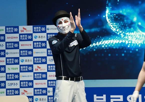 """""""Young Gun"""" Nguyễn Huỳnh Phương Linh bùng nổ vào tứ kết giải Billiards PBA Hàn Quốc ảnh 4"""