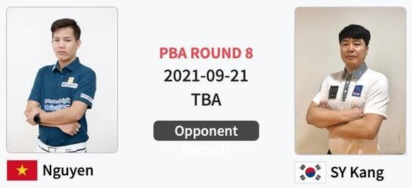 """""""Young Gun"""" Nguyễn Huỳnh Phương Linh bùng nổ vào tứ kết giải Billiards PBA Hàn Quốc ảnh 3"""