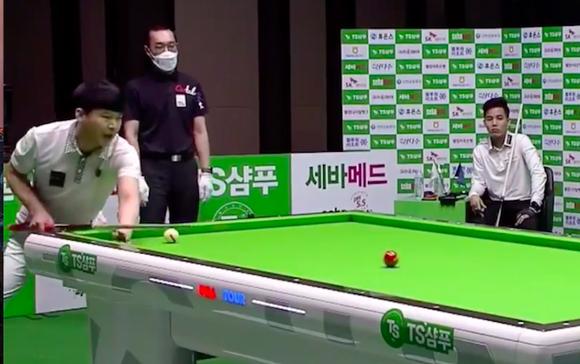 """""""Young Gun"""" Phương Linh gây chấn động khi lọt vào bán kết giải Billiards PBA Hàn Quốc tranh 2 tỷ đồng tiền thưởng ảnh 2"""